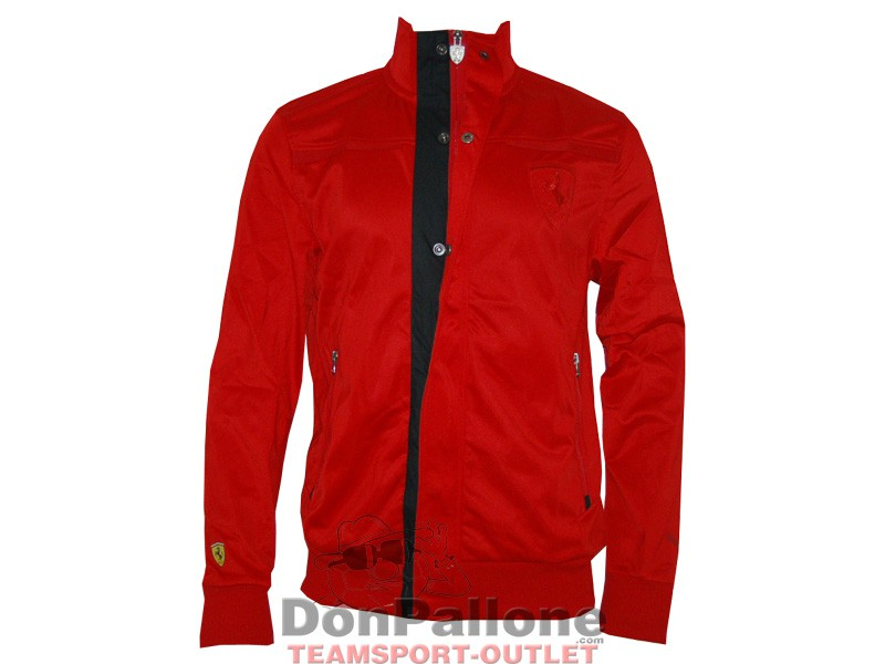 puma ferrari track jacket freizeit sport jacke top formel. Black Bedroom Furniture Sets. Home Design Ideas