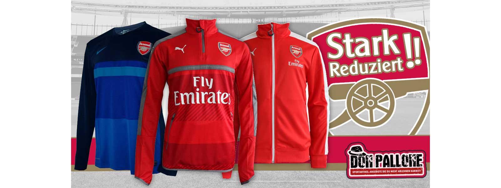 Arsenal London Fanartikel   Trikots günstig kaufen beim Don. b80530471c